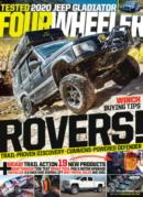 Four Wheeler September 01, 2021 Issue Cover