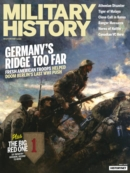 Military History May 01, 2021 Issue Cover