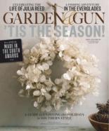Garden & Gun | 12/1/2020 Cover