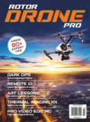 Rotor Drone Pro October 01, 2020 Issue Cover