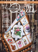Primitive Quilts & Projects June 01, 2021 Issue Cover