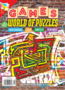 Games World of Puzzles January 01, 2021 Issue Cover