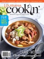 Louisiana Cookin' | 9/1/2020 Cover