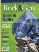 Rock & Gem September 01, 2021 Issue Cover