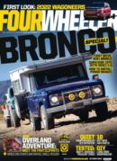 Four Wheeler October 01, 2021 Issue Cover