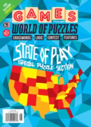 Games World of Puzzles August 01, 2021 Issue Cover