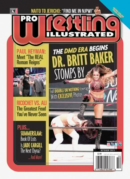Pro Wrestling Illustrated October 01, 2021 Issue Cover