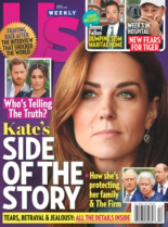 Us Weekly | 3/22/2021 Cover
