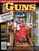 Guns Of The Old West July 01, 2021 Issue Cover