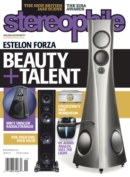 Stereophile November 01, 2021 Issue Cover