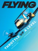 Flying August 01, 2021 Issue Cover