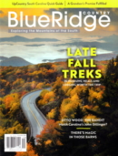 Blue Ridge Country December 01, 2021 Issue Cover