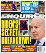 National Enquirer September 13, 2021 Issue Cover