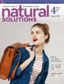 Natural Solutions August 01, 2021 Issue Cover