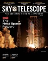 Sky & Telescope | 6/1/2020 Cover