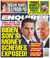 National Enquirer | 4/26/2021 Cover