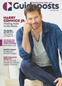 Guideposts August 01, 2021 Issue Cover