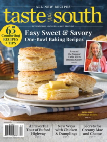 Taste of the South | 1/2021 Cover