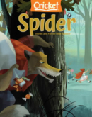 Spider October 01, 2021 Issue Cover