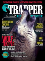 The Trapper September 01, 2021 Issue Cover
