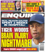 National Enquirer | 3/29/2021 Cover