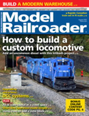 Model Railroader August 01, 2021 Issue Cover