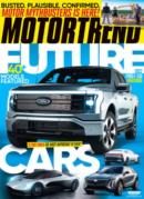 Motor Trend September 01, 2021 Issue Cover