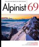 Alpinist March 01, 2020 Issue Cover