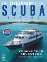 Scuba Diving August 01, 2020 Issue Cover