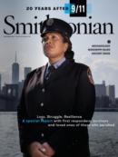 Smithsonian September 01, 2021 Issue Cover