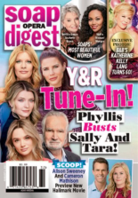 Soap Opera Digest August 09, 2021 Issue Cover