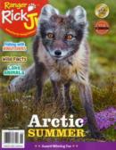Ranger Rick Jr. June 01, 2021 Issue Cover