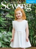 Classic Sewing June 01, 2020 Issue Cover