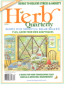 Herb Quarterly | 9/1/2020 Cover