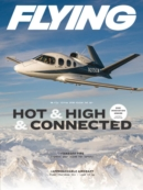 Flying October 01, 2021 Issue Cover