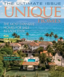 Unique Homes | 7/2020 Cover
