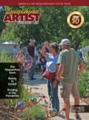 Sunshine Artist October 01, 2021 Issue Cover