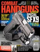 Combat Handguns September 01, 2021 Issue Cover