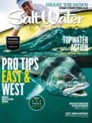Salt Water Sportsman October 01, 2021 Issue Cover