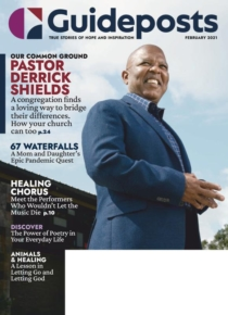 Guideposts | 2/2021 Cover