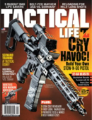 Tactical Life August 01, 2021 Issue Cover
