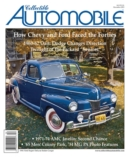 Collectible Automobile December 01, 2021 Issue Cover