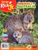 Ranger Rick Jr. September 01, 2021 Issue Cover