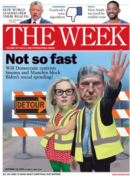 The Week October 15, 2021 Issue Cover