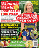 Woman's World August 02, 2021 Issue Cover