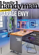 The Family Handyman July 01, 2021 Issue Cover
