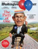 Washington Examiner September 21, 2021 Issue Cover