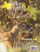 Texas Parks & Wildlife | 11/1/2020 Cover