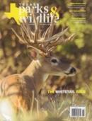 Texas Parks & Wildlife | 11/2020 Cover