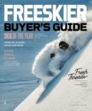 Freeskier September 01, 2020 Issue Cover